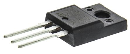 STMicroelectronics N-Channel MOSFET, 8.6 A, 700 V, 3-Pin TO-220FP  STP10NK70ZFP (5)