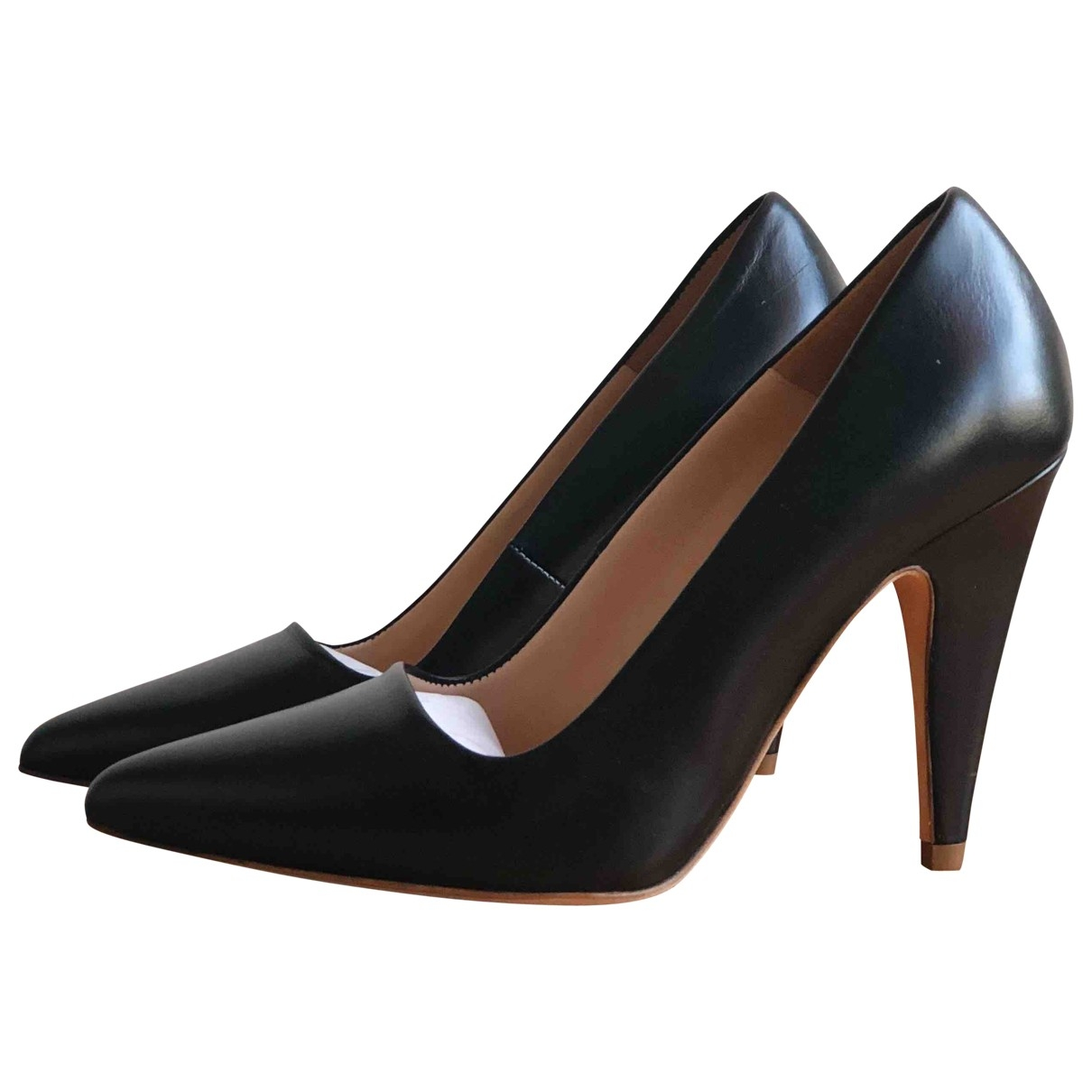Bimba Y Lola - Escarpins   pour femme en cuir - noir