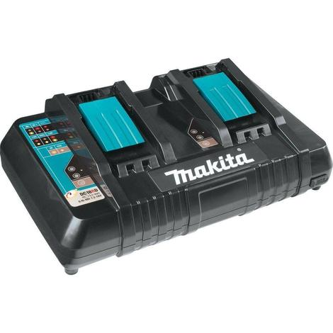 Makita 18V Lithium-Ion Dual Port Charger