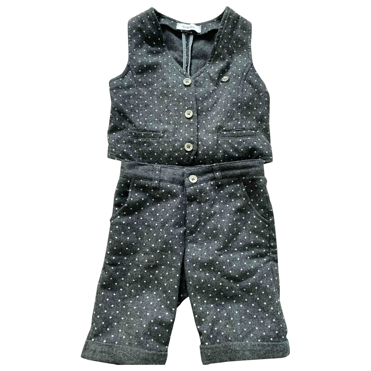 Byblos \N Grey Wool Outfits for Kids 4 years - up to 102cm FR