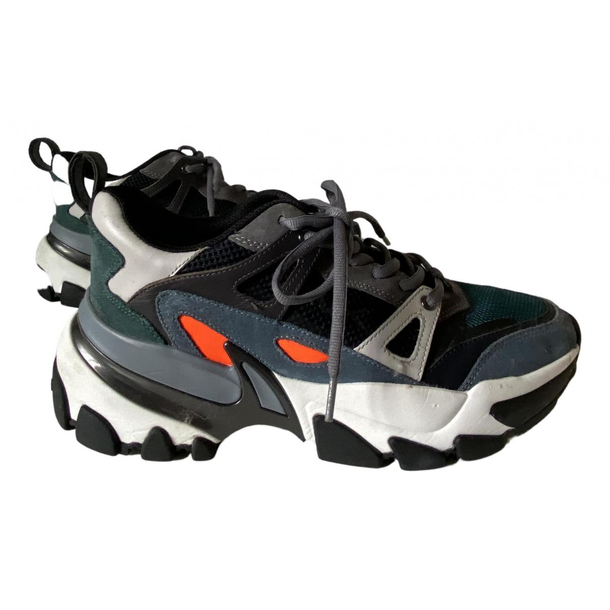 Michael Kors \N Sneakers in Leder