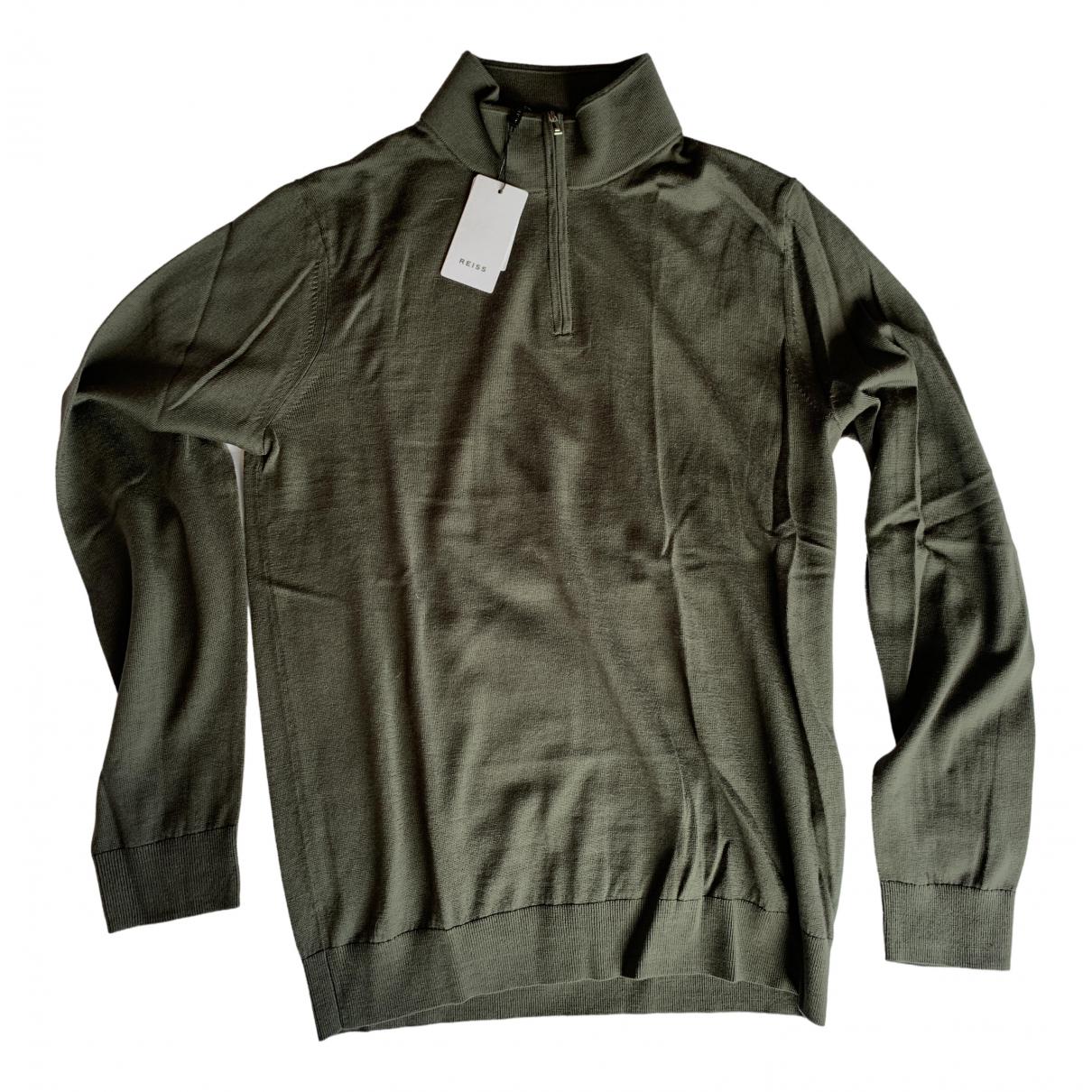 Reiss - Pulls.Gilets.Sweats   pour homme en laine - kaki