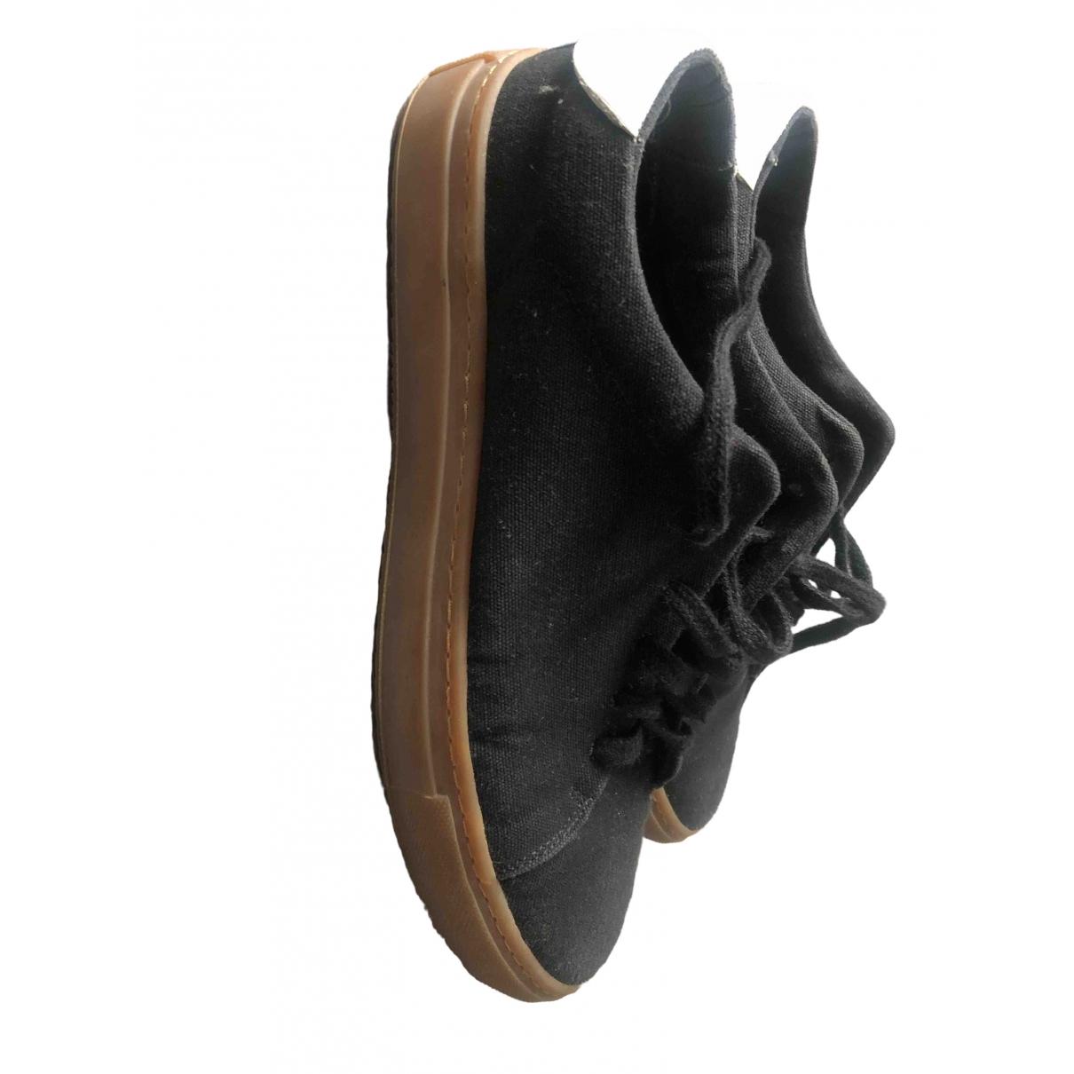 Axel Arigato \N Sneakers in  Schwarz Leder