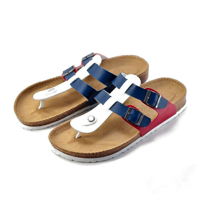 Ericdress Summer Buckle Slippers
