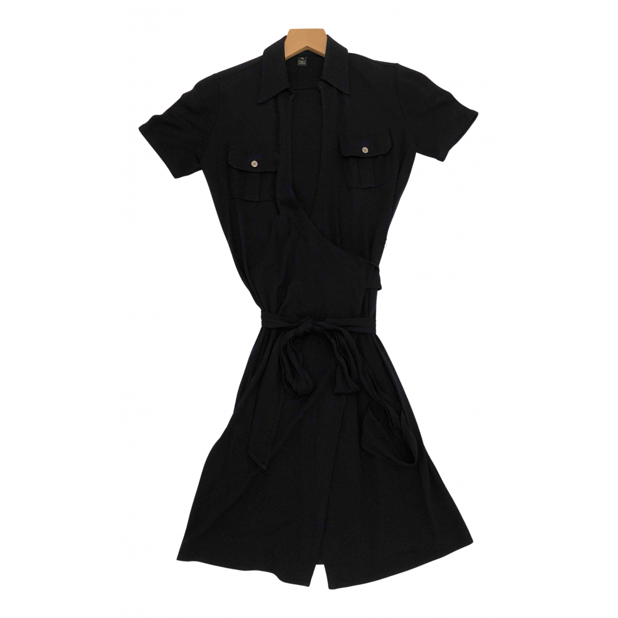 Lauren Ralph Lauren \N Kleid in  Marine Polyester