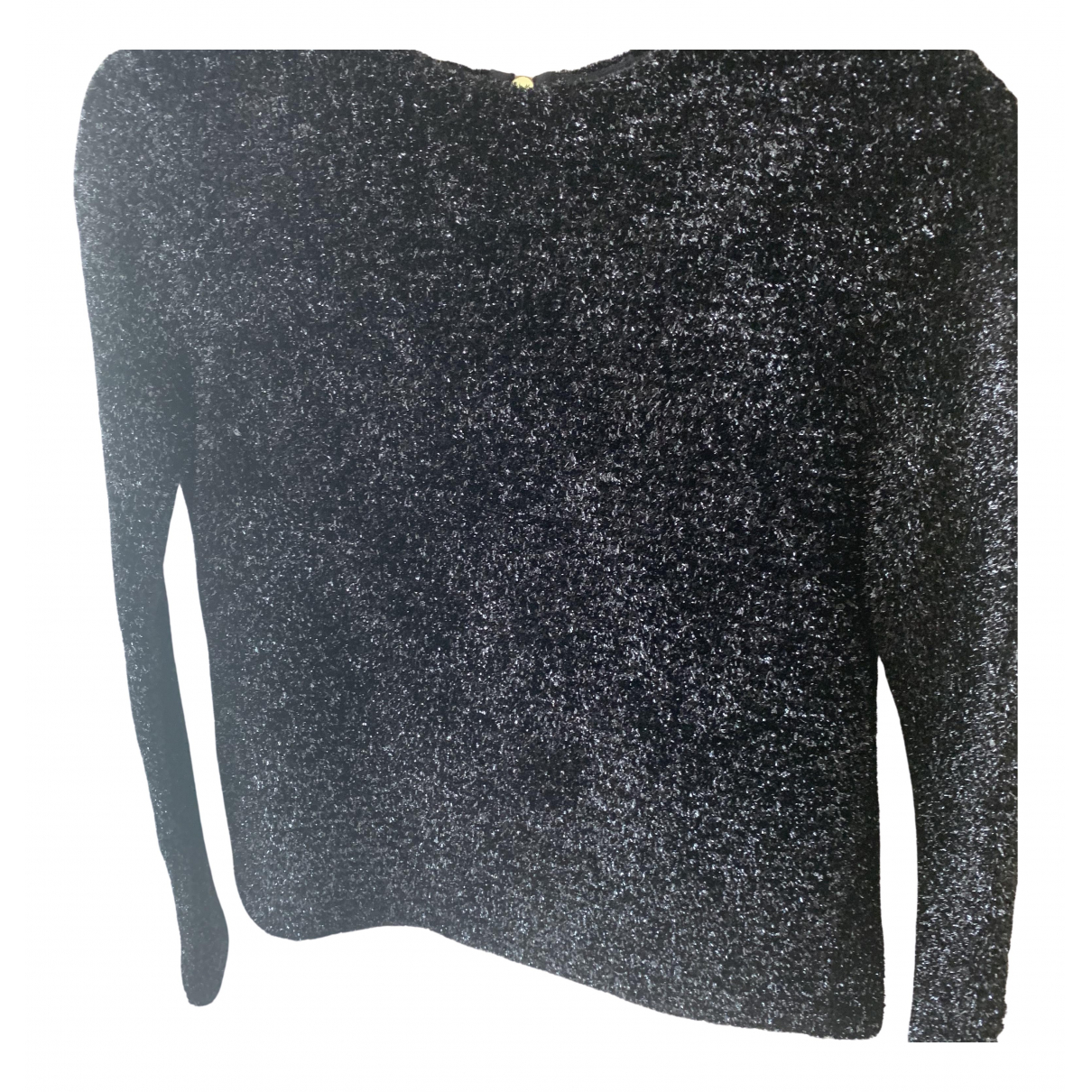 Louis Vuitton \N Anthracite Wool Knitwear for Women 38 FR