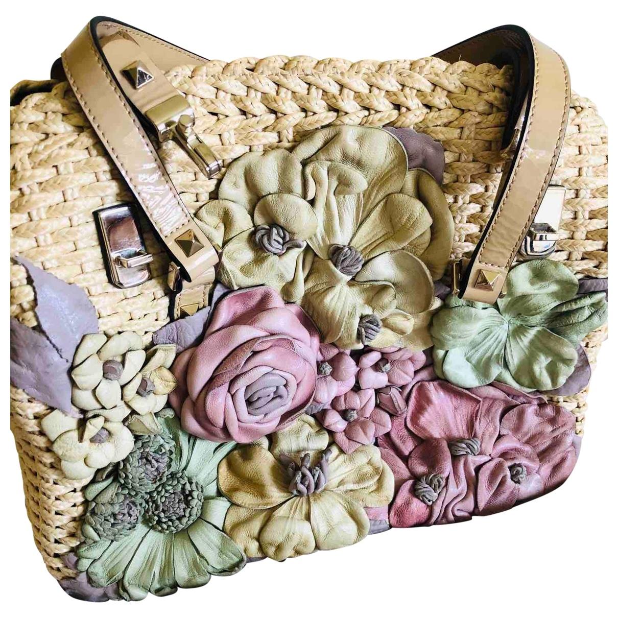 Valentino Garavani \N Multicolour Cloth handbag for Women \N