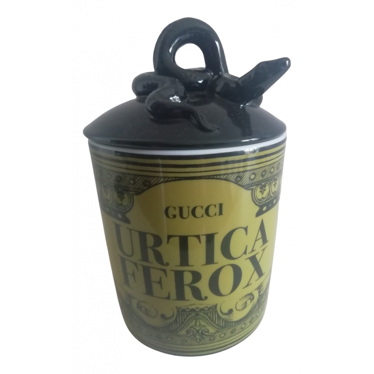 Vela Urtica Ferox de Porcelana Gucci