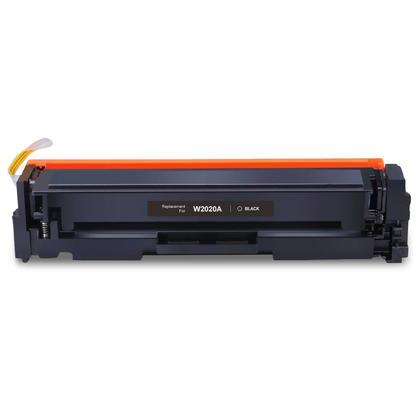 Compatible HP 414A W2020A Black Toner Cartridge - No Chip - Economical Box