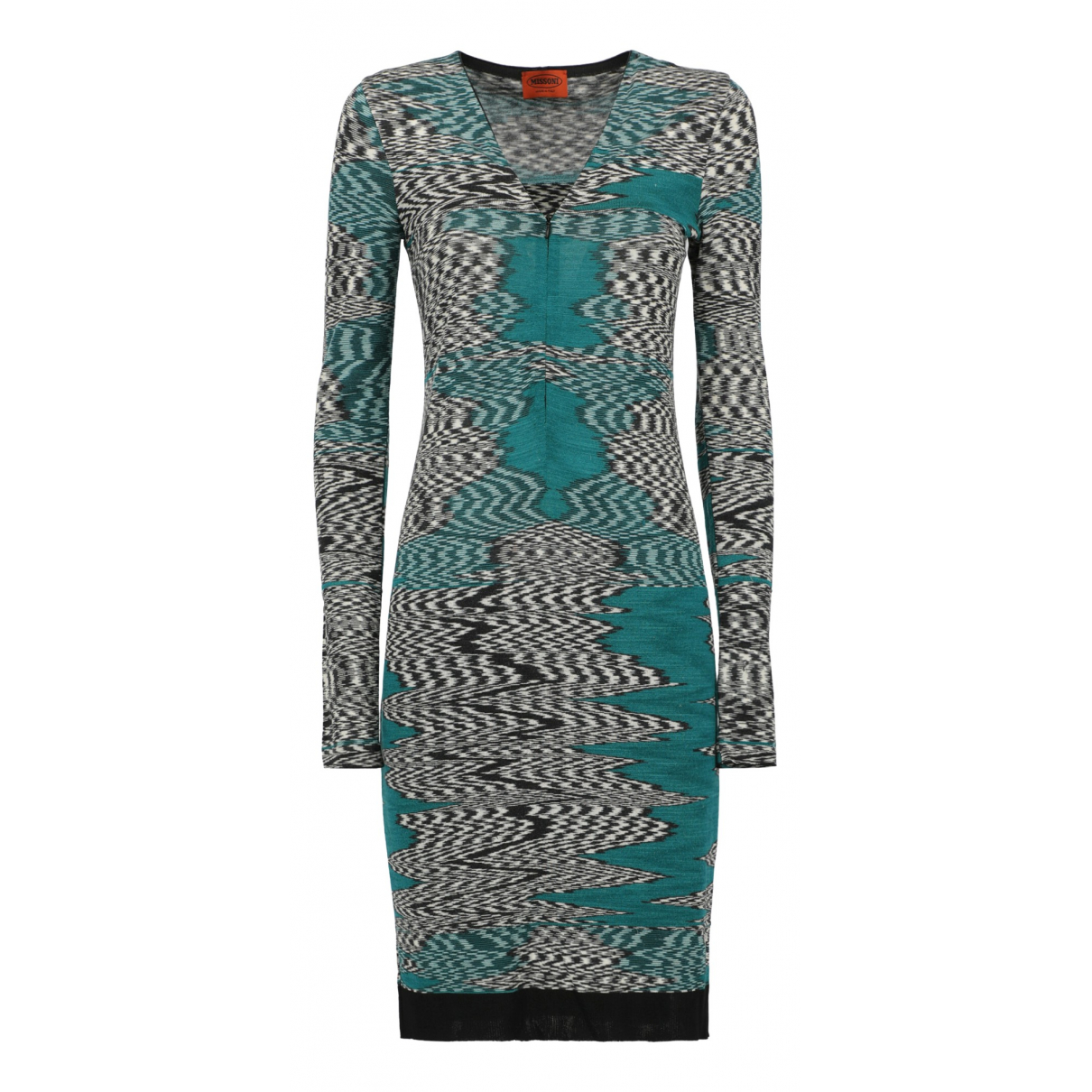 Missoni N Black Wool dress for Women 40 IT