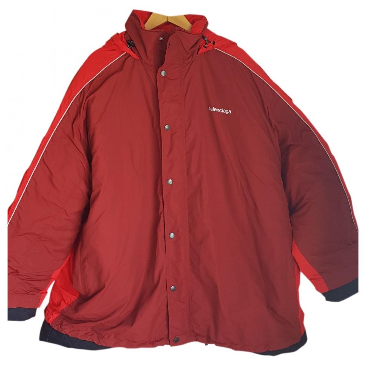 Balenciaga - Vestes.Blousons   pour homme - rouge