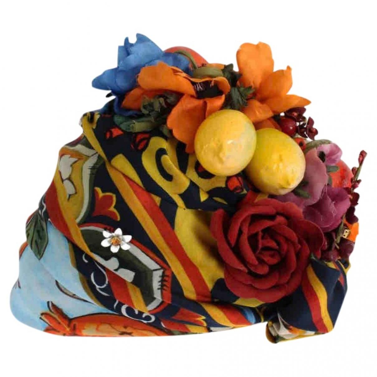 Dolce & Gabbana \N Haarschmuck in  Bunt Leinen