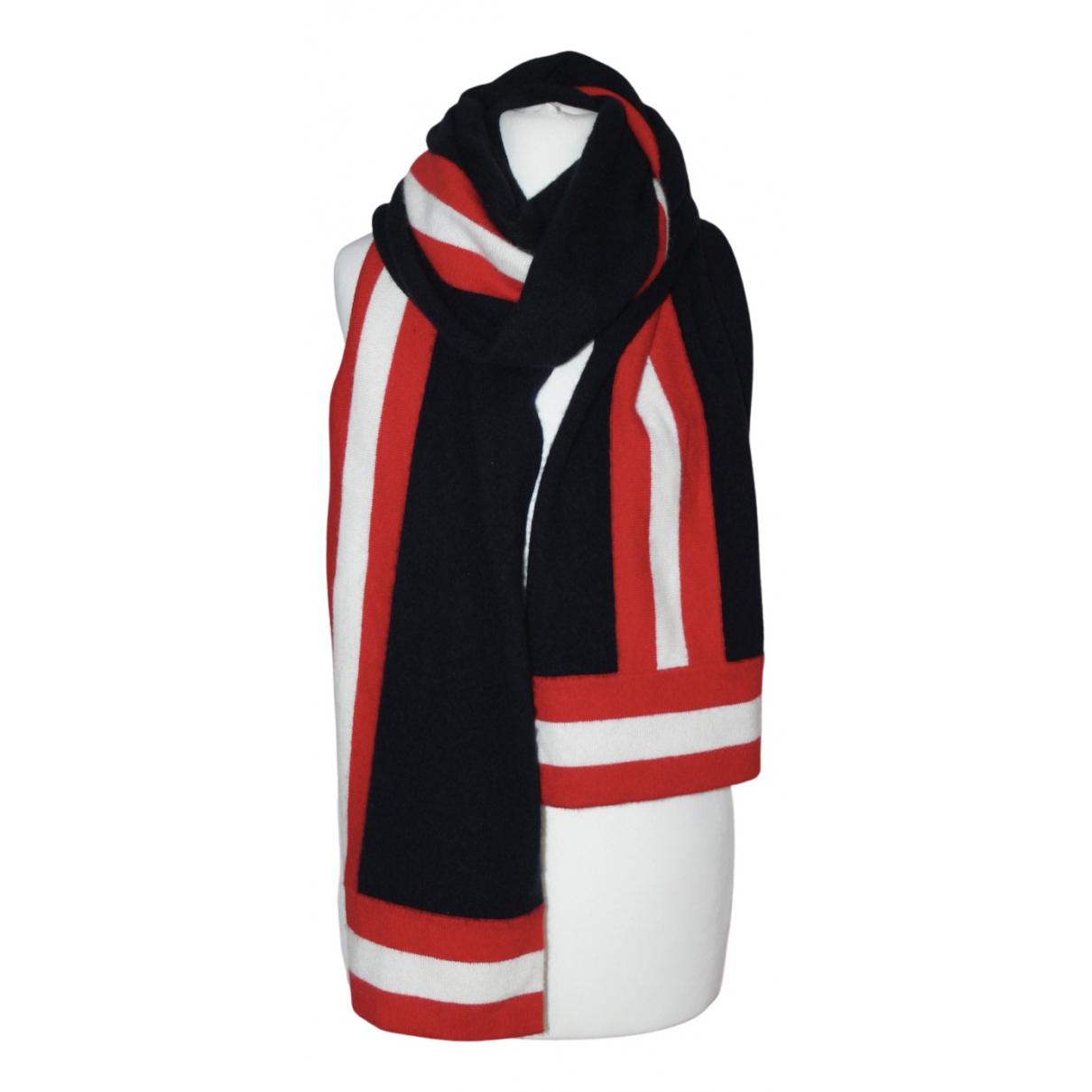 Madeleine Thompson N Navy Cashmere scarf for Women N