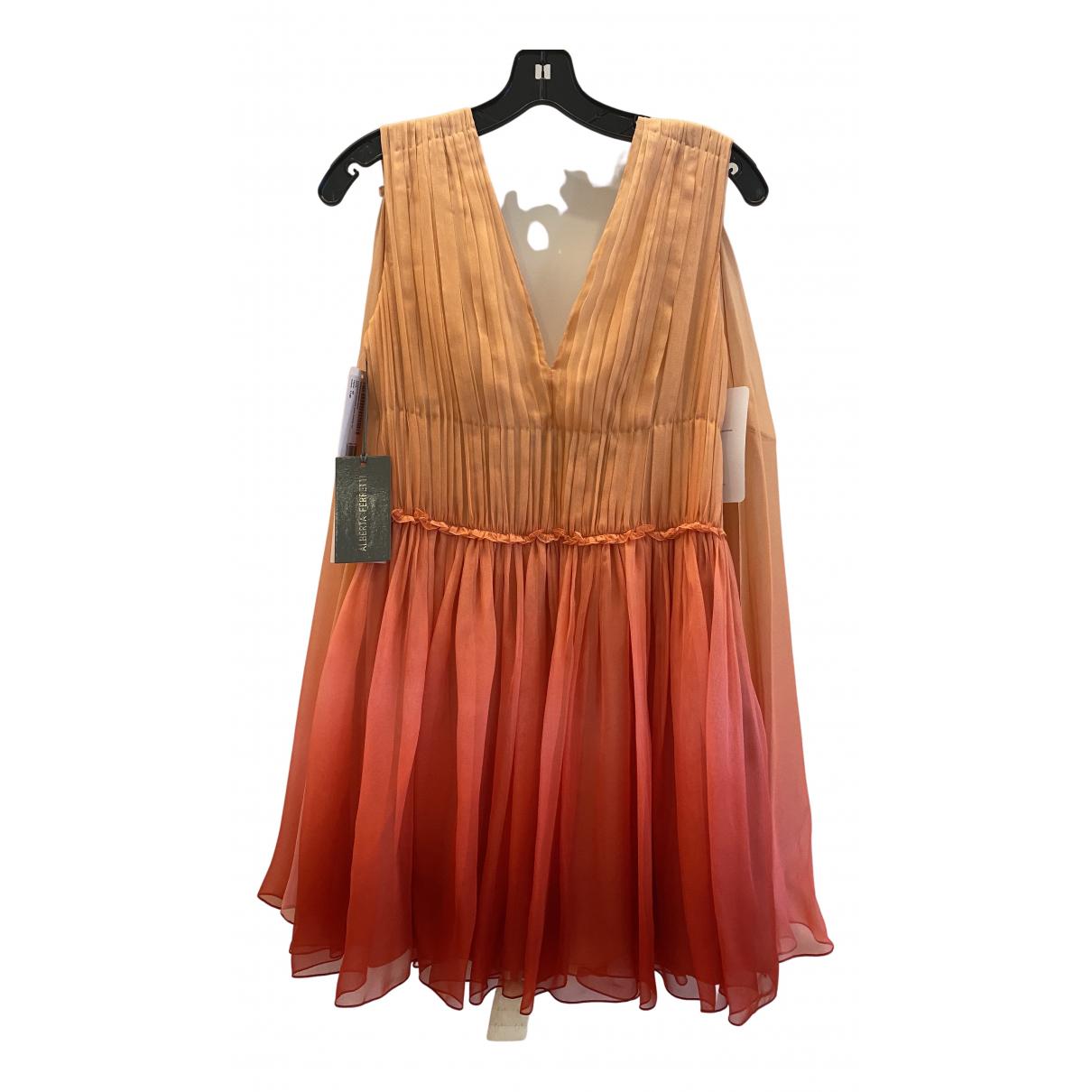 Mini vestido Alberta Ferretti