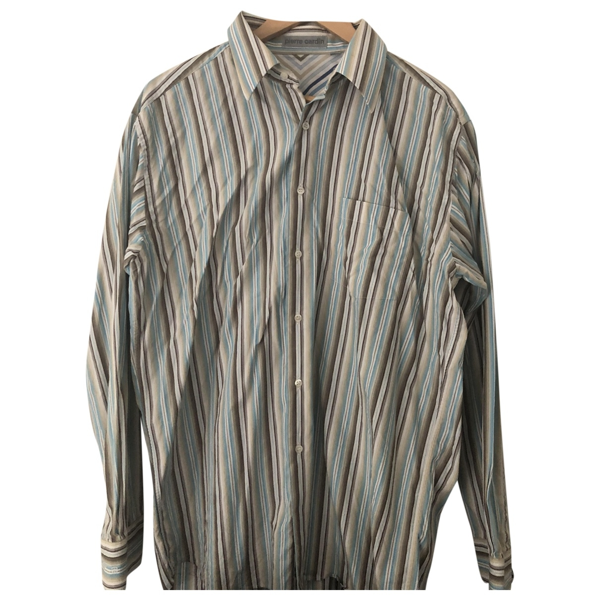 Pierre Cardin \N Hemden in  Bunt Baumwolle