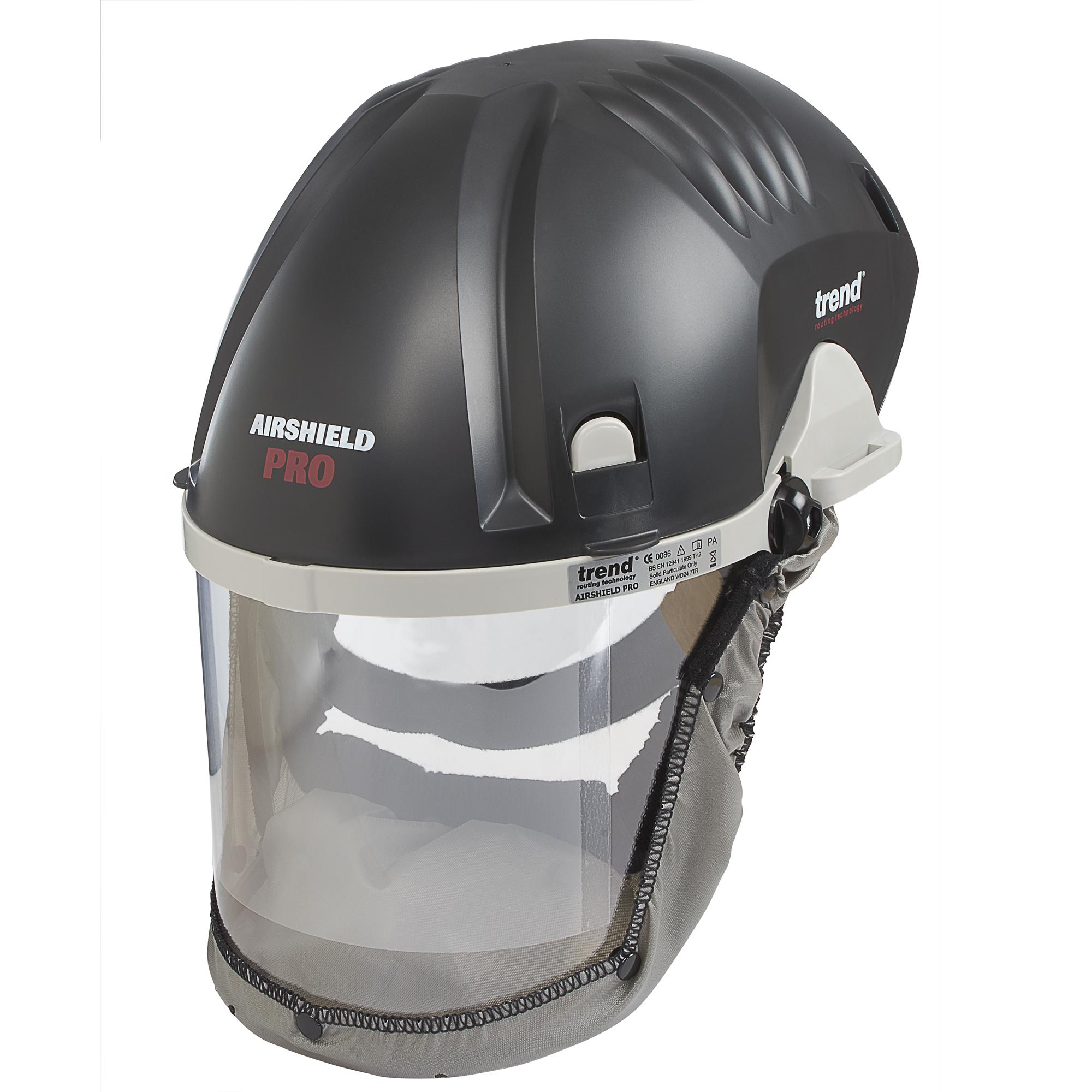 Air Circulating Face Shield