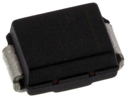 DiodesZetex Diodes Inc SMBJ20A-13-F, Uni-Directional TVS Diode, 600W, 2-Pin DO-214AA (50)