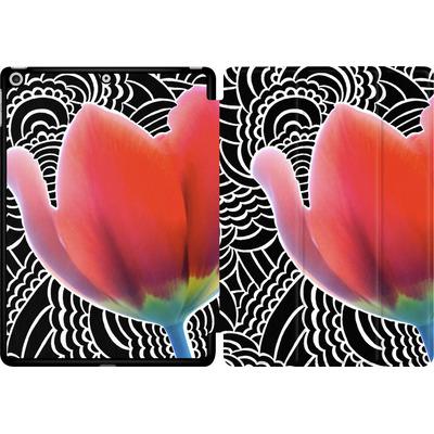 Apple iPad 9.7 (2018) Tablet Smart Case - Tulips von Kaitlyn Parker