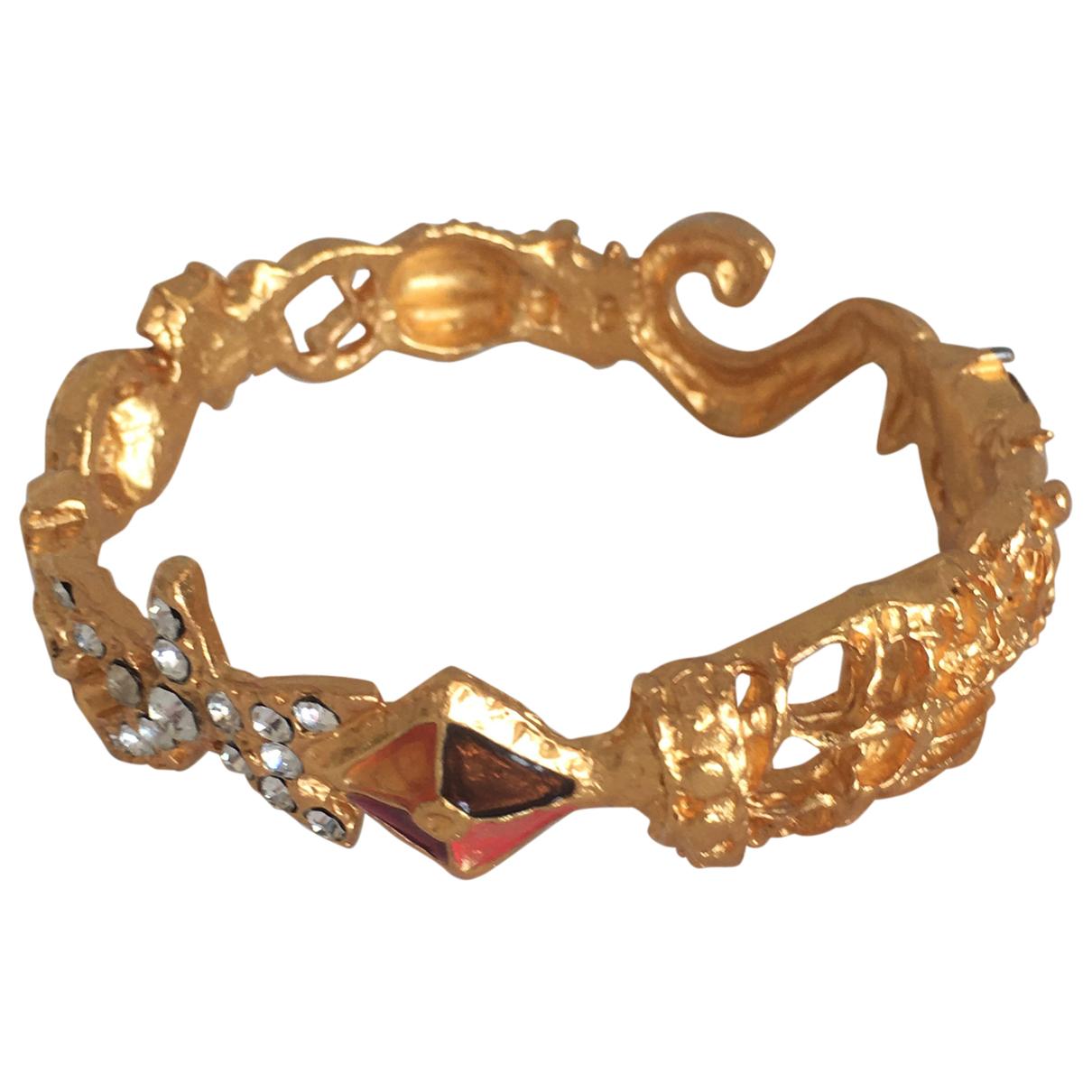 Christian Lacroix \N Armband in  Bunt Vergoldet