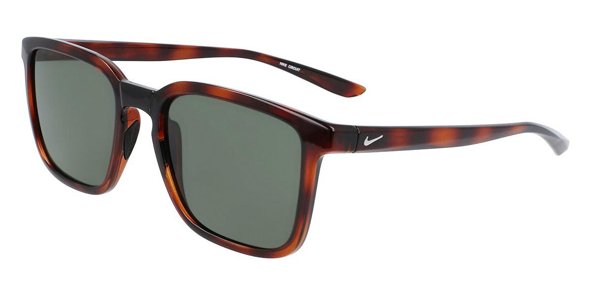 Nike CIRCUIT EV1195 220 Men's Sunglasses Tortoise Size 55