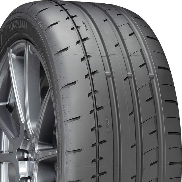 Yokohama 110160119 ADVAN Apex Tire 235/35 R19 91YxL BSW