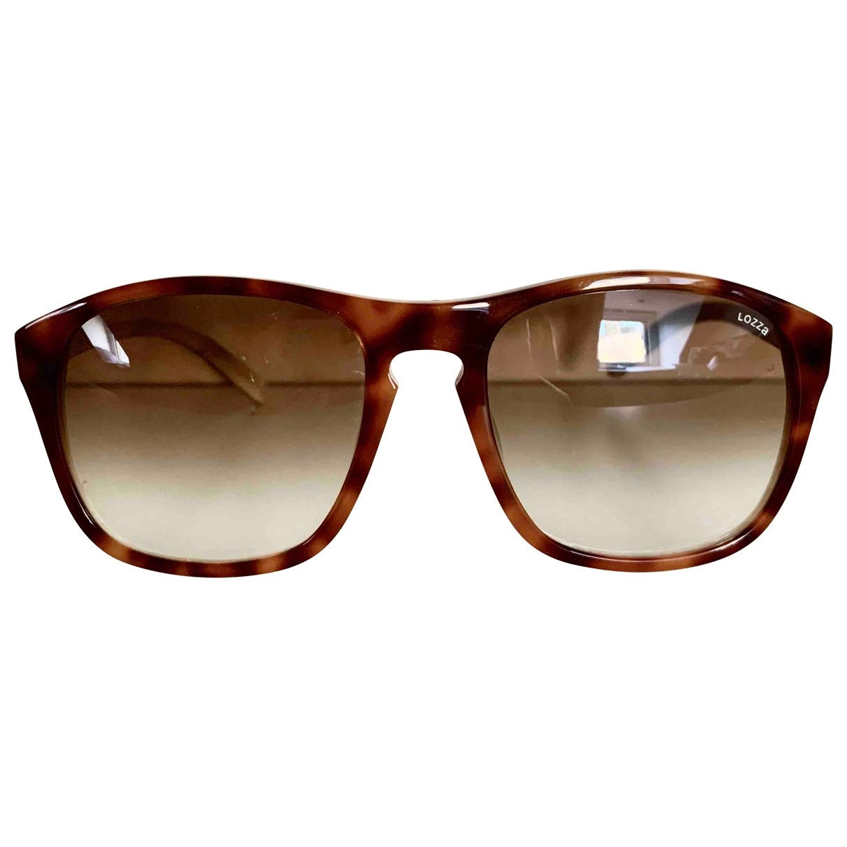 Lozza \N Brown Sunglasses for Women \N