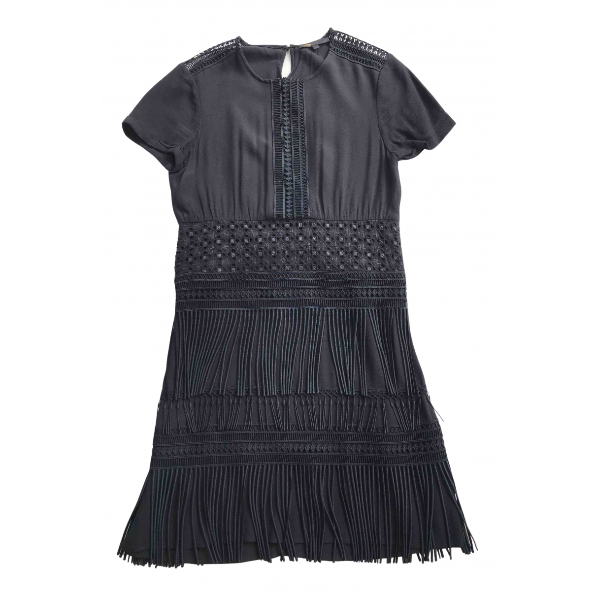 Maje \N Navy dress for Women 1 0-5