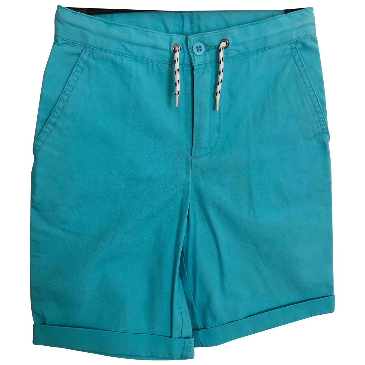 Polo Ralph Lauren \N Shorts in  Tuerkis Baumwolle