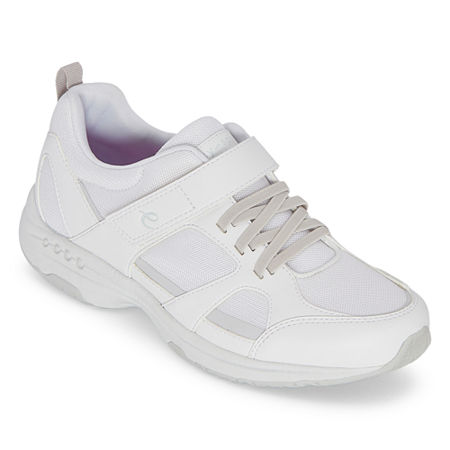 Easy Spirit Womens Treble Oxford Shoes, 7 Medium, White