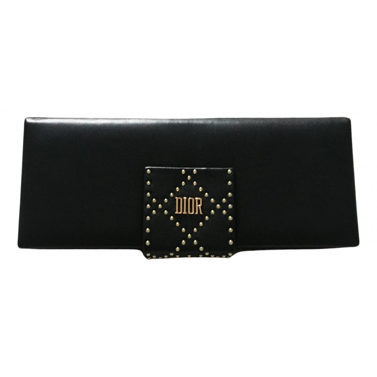 Dior - Petite maroquinerie   pour femme - noir