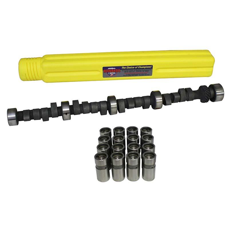 Mechanical Flat Tappet Camshaft & Lifter Kit; 1959 - 1980 Chrysler 383-440 4600 to 8200 Howards Cams CL720212-08DL CL720212-08DL