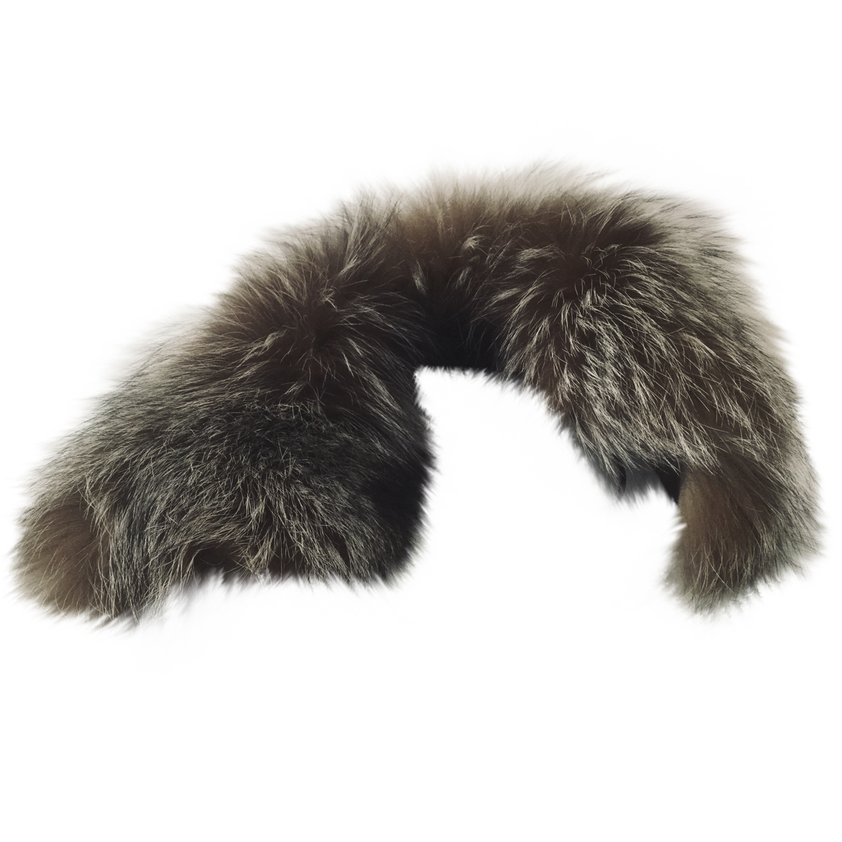 Prada - Foulard   pour femme en renard
