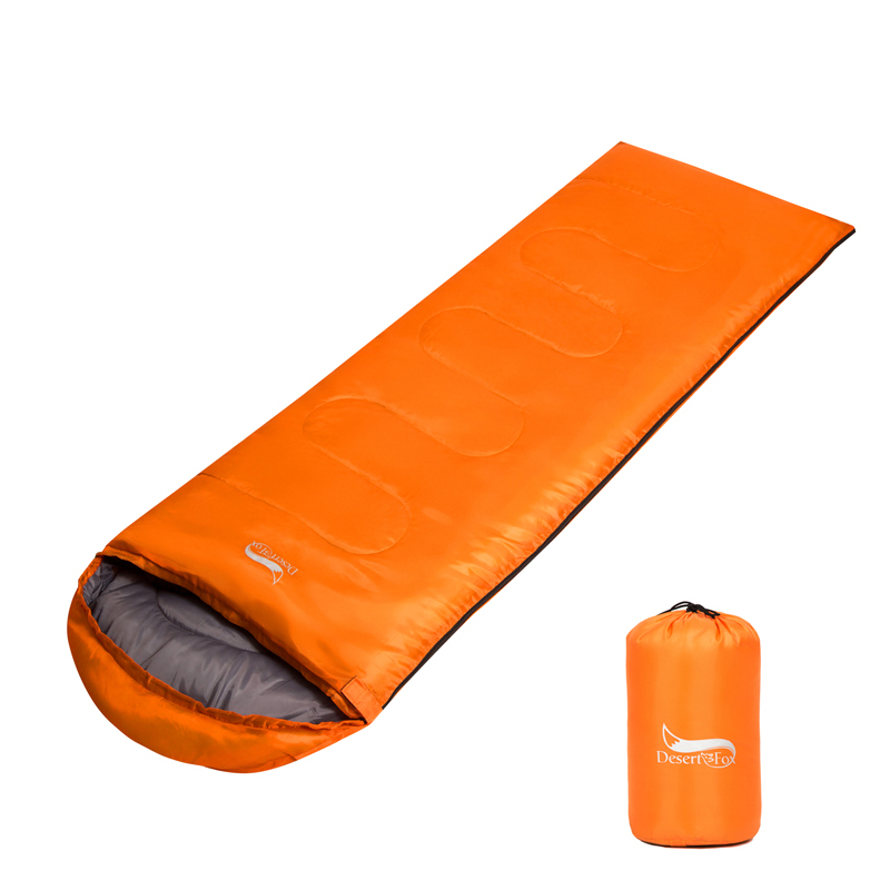 Portable Cold-Weather Sleeping Bag for Adults