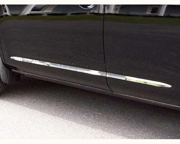 Quality Automotive Accessories 4-Piece 1-Inch Wide Molding Insert Trim Accent Nissan Rogue 2009