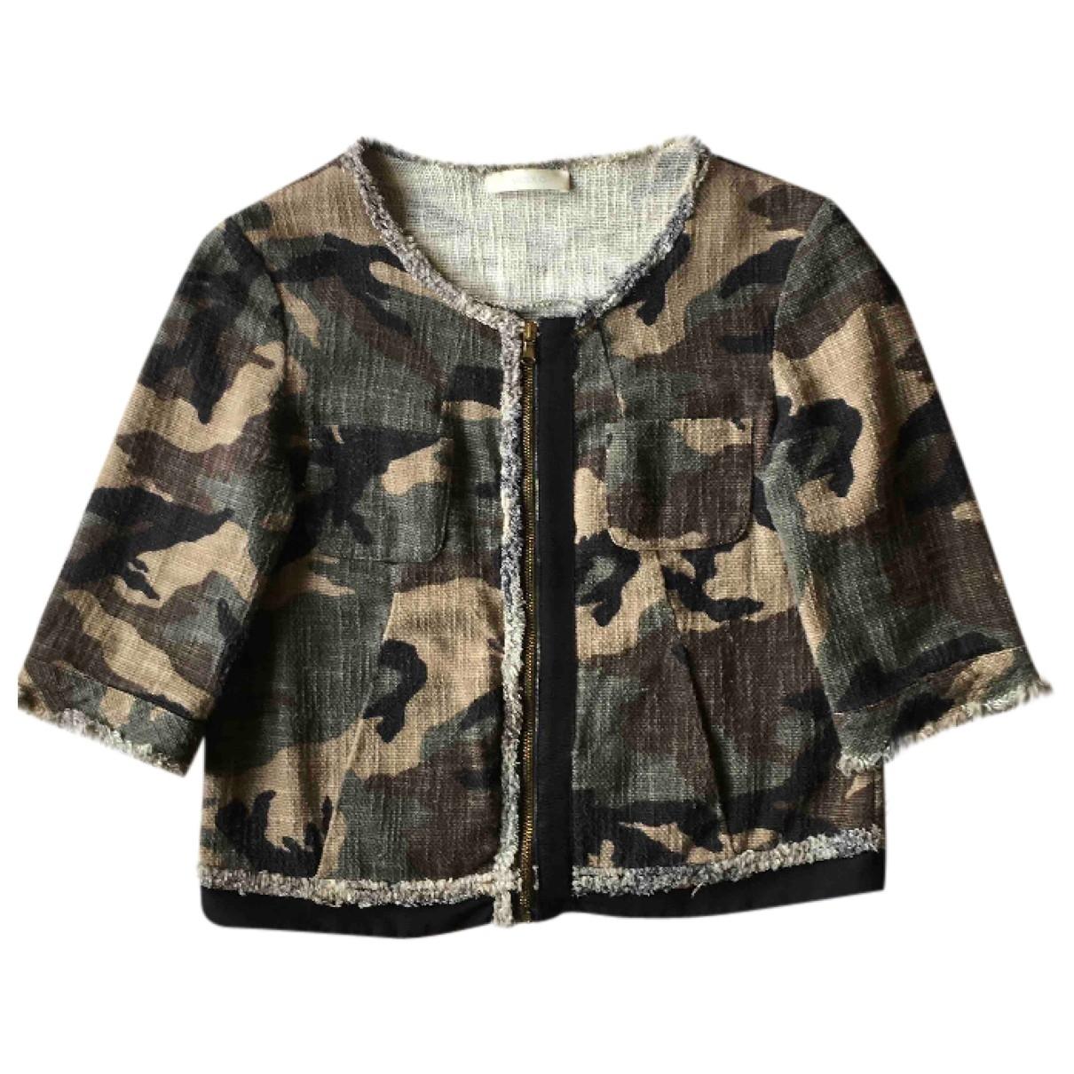 Vicolo \N Multicolour Cotton jacket for Women 42 IT