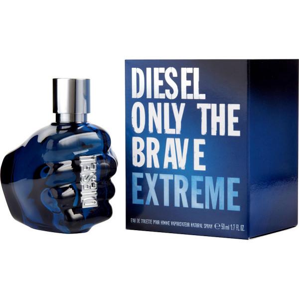 Diesel - Only The Brave Extreme : Eau de Toilette Spray 1.7 Oz / 50 ml