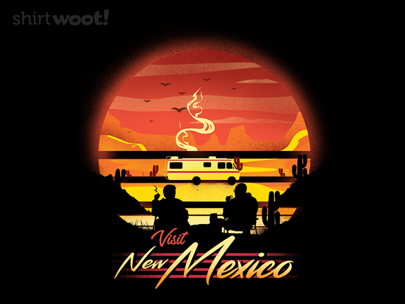 Visit New Mexico T Shirt