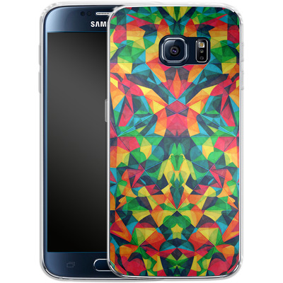 Samsung Galaxy S6 Silikon Handyhuelle - Everything von Georgiana Teseleanu
