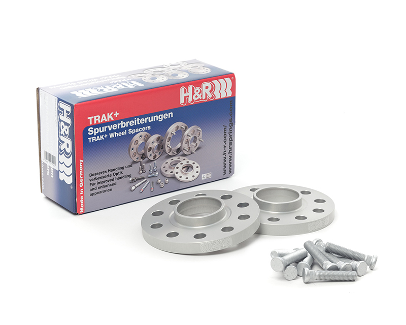 H&R 30255571 Trak+ | 5x112 | 57.1 | Bolt | 14x1.5 | 15mm DR Wheel Spacer Volkswagen Passat Sedan 4motion 00-05