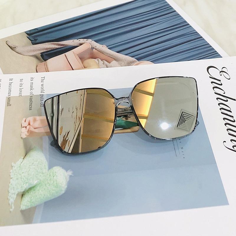 Ericdress Cat Eye Fashion Charm Sunglasses