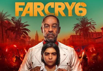 Far Cry 6 PRE-ORDER EU Uplay CD Key