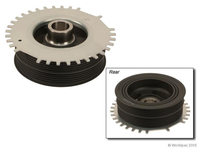 NOK W0133-1948599 Engine Crankshaft Pulley