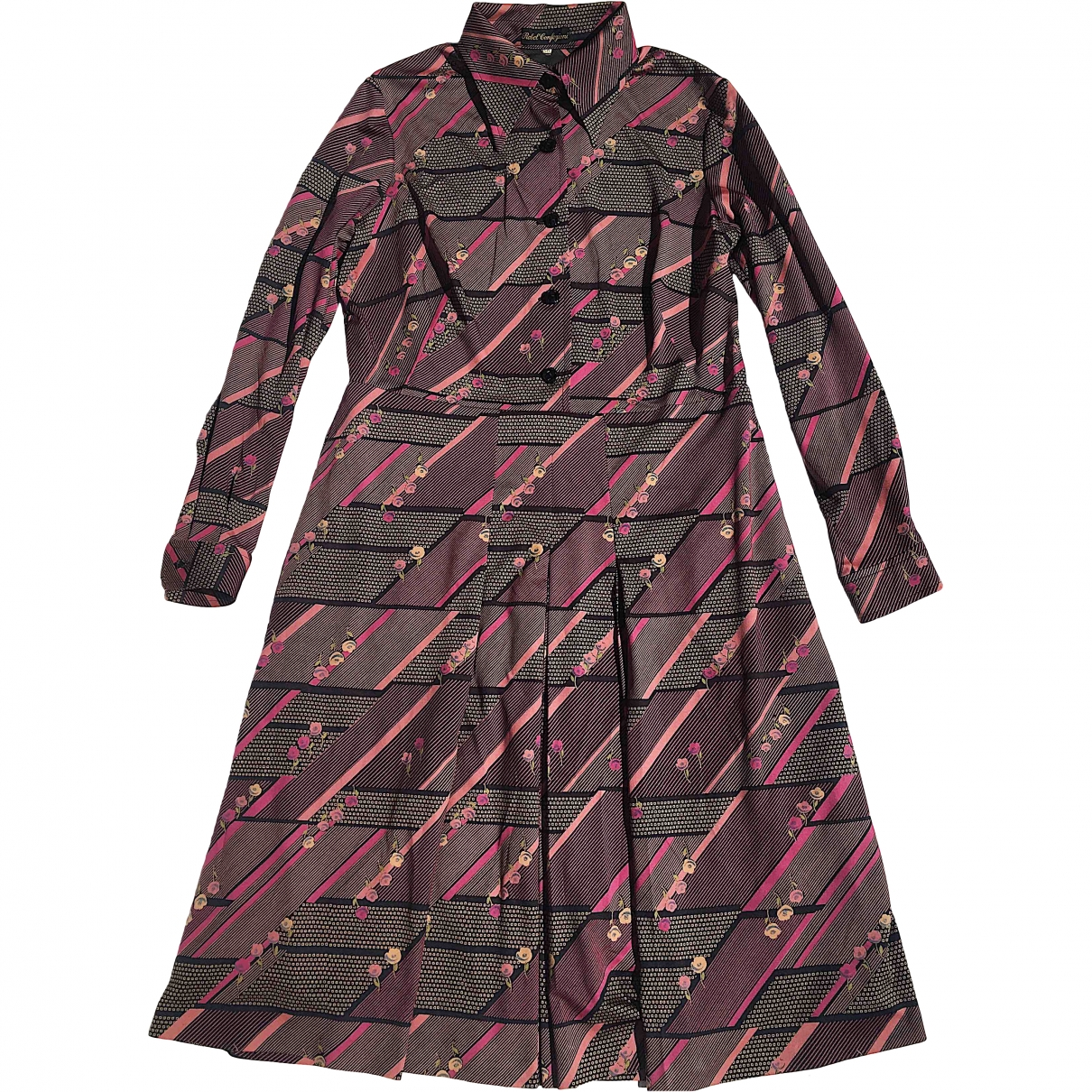 Non Signé / Unsigned \N Multicolour dress for Women L International