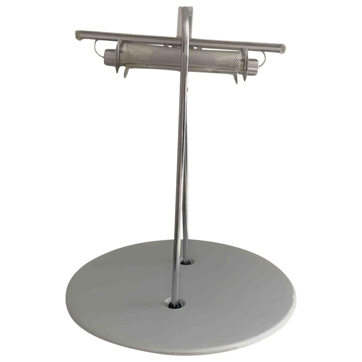 Artemide \N Accessoires und Dekoration in  Grau Metall