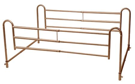 16500bv Home Bed Style Adjustable Length Bed Rails  1