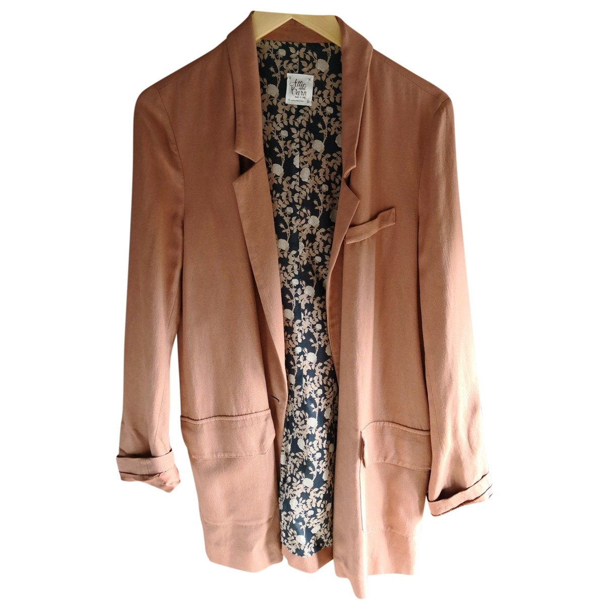 Attic And Barn \N jacket for Women 44 IT