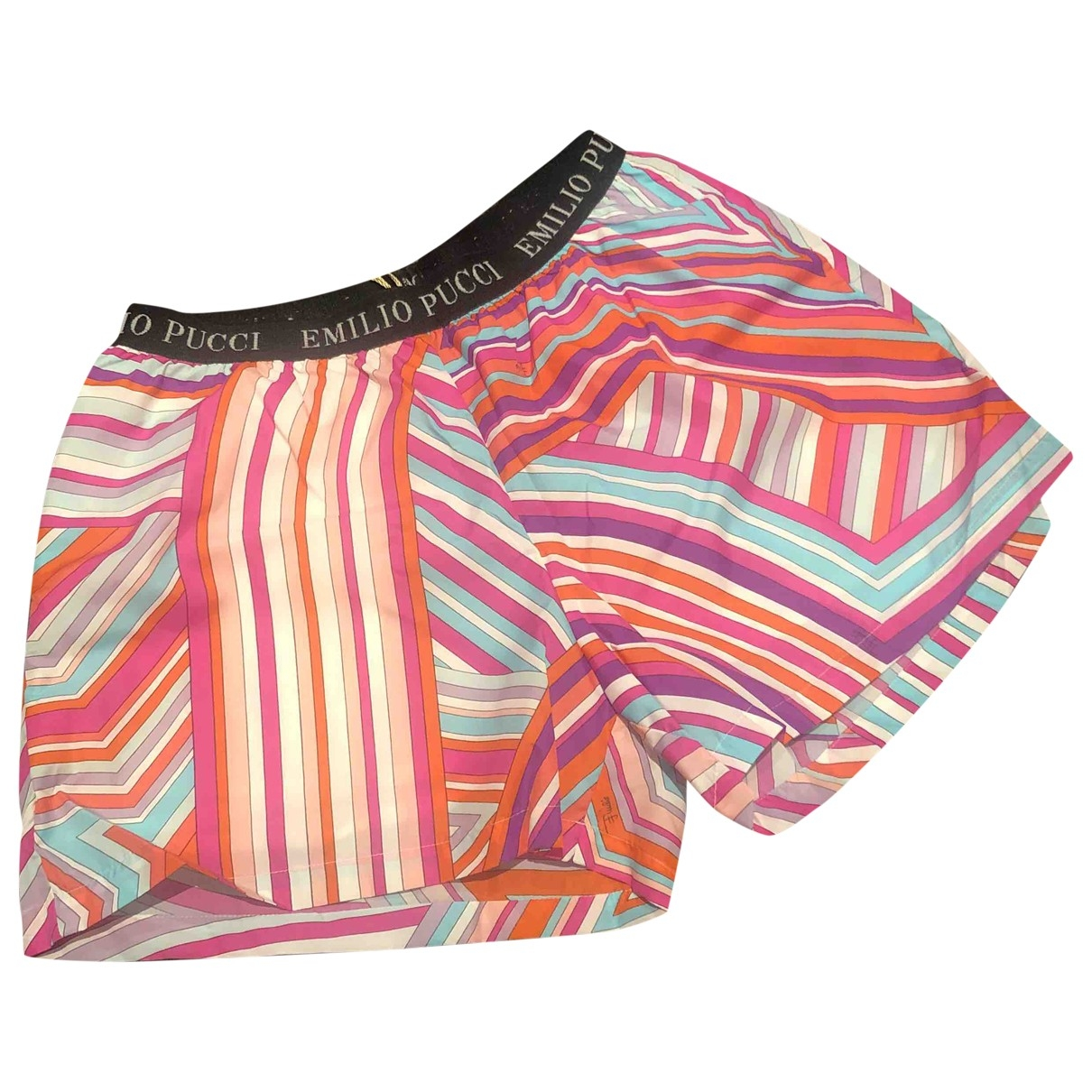 Emilio Pucci \N Multicolour Shorts for Kids 14 years - S FR
