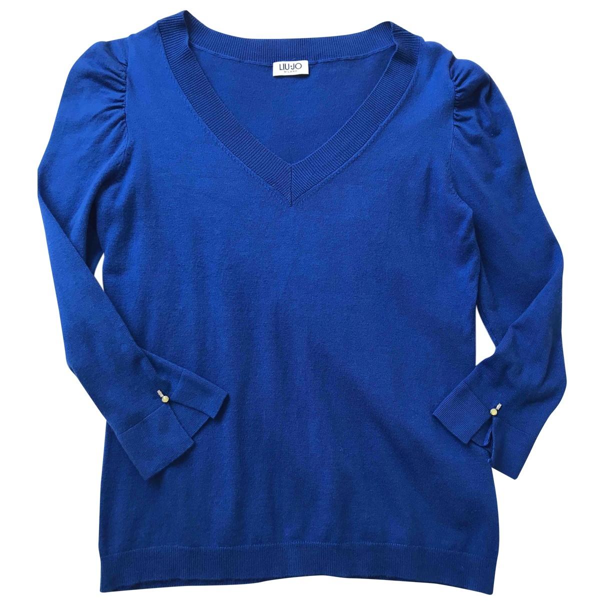 Liu.jo \N Blue Knitwear for Women S International