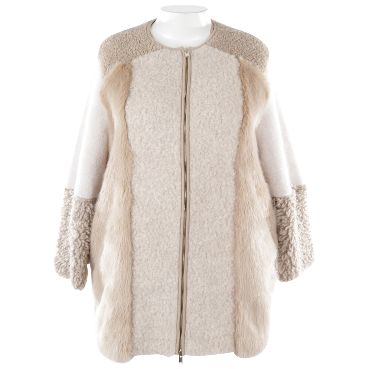 Stella Mccartney - Veste   pour femme en laine - beige