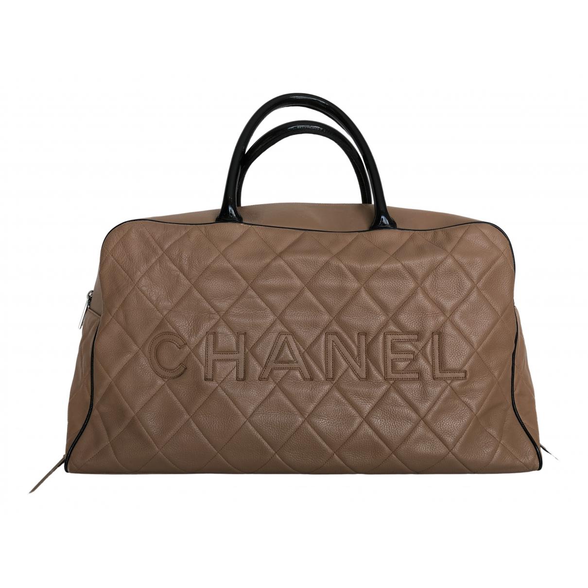 Bolso 24h de Cuero Chanel